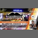Bears on Friday Movember & $1000 Members badge draw à Sydney le ven. 23 novembre 2018 de 19h00 à 00h00 (After-Work Gay, Bear, Bi)