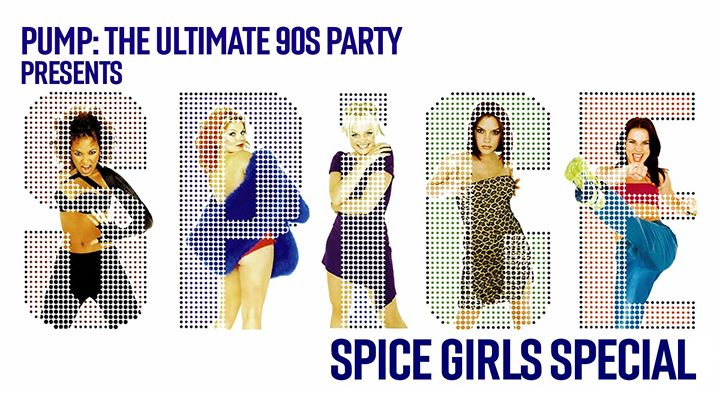 PUMP The 90s Party: 2019 Spice Girls Special! a Sydney le sab 22 giugno 2019 21:00-03:00 (Clubbing Gay)