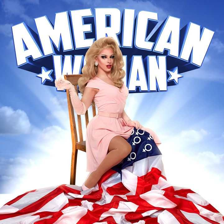 Miz Cracker - American Woman in Sydney le Sa 23. November, 2019 20.00 bis 00.00 (Vorstellung Gay)