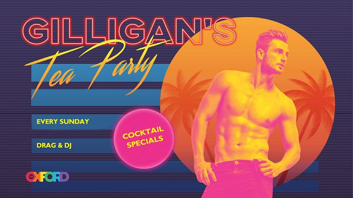 Gilligan's Tea Party in Sydney le So 16. Juni, 2019 21.00 bis 00.00 (After-Work Gay)