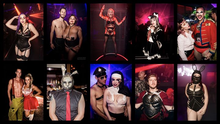 The Hellfire Club Friday 24 January in Sydney le Fri, January 24, 2020 from 09:30 pm to 03:00 am (Clubbing Gay Friendly)
