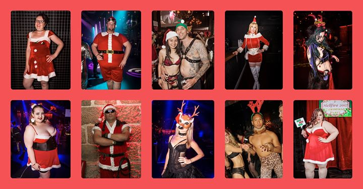 The Last Hellfire Friday 27 December: Jingle Hell! in Sydney le Fri, December 27, 2019 from 09:30 pm to 03:00 am (Clubbing Gay Friendly)