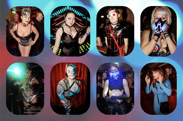 The Hellfire Club Friday 23 August: Fetish Futures! in Sydney le Fri, August 23, 2019 from 09:30 pm to 03:00 am (Clubbing Gay)