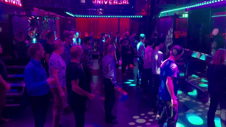 Latin Dance Classes em Sydney le qua, 21 agosto 2019 18:30-21:00 (After-Work Gay)