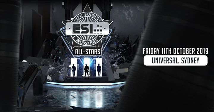 ESI All Stars - 11.10.2019 in Sydney le Fri, October 11, 2019 from 08:00 pm to 04:00 am (Clubbing Gay)