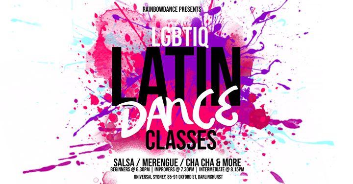 Latin Dance Classes en Sydney le mié 24 de julio de 2019 18:30-21:00 (After-Work Gay)