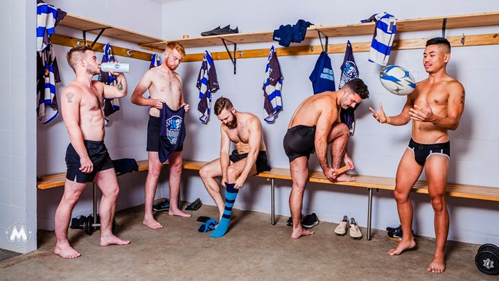 Rugger Bugger 2019: Locker Room in Sydney le Sa 15. Juni, 2019 20.00 bis 03.00 (Clubbing Gay)