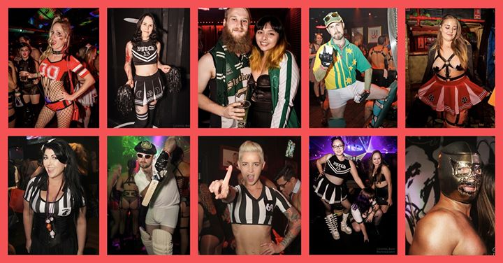 The Hellfire Club Friday 22nd November: Let the Games Begin! in Sydney le Fri, November 22, 2019 from 09:30 pm to 03:00 am (Clubbing Gay Friendly)
