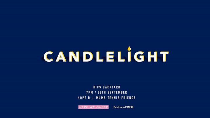 CandleLight | Here We Queer X Brisbane Pride a Brisbane le sab 28 settembre 2019 19:00-22:00 (Festival Gay, Lesbica, Trans, Bi)