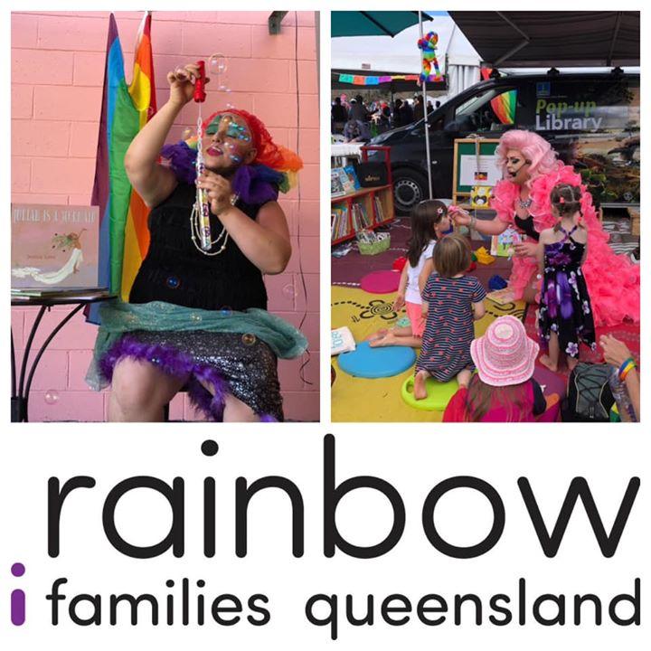 Drag Storytime at Brisbane Square Library à Brisbane le dim. 15 septembre 2019 de 12h00 à 12h45 (Festival Gay, Lesbienne, Trans, Bi)
