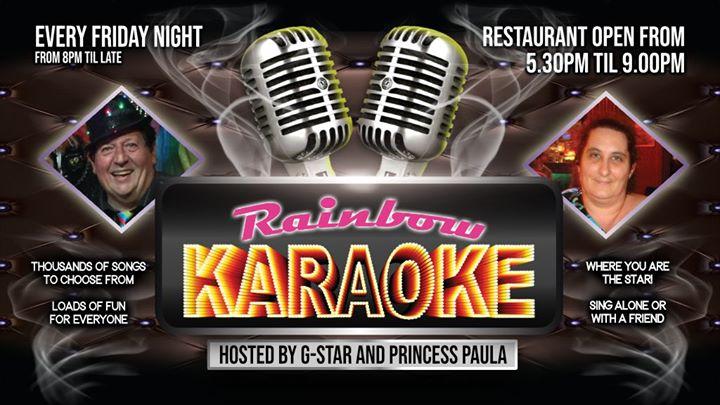 Rainbow Karaoke (Fridays) en Brisbane le vie 13 de diciembre de 2019 20:00-01:30 (Clubbing Gay)