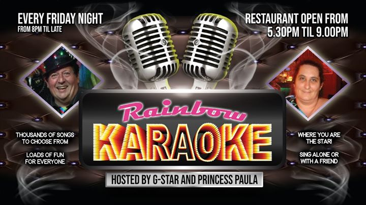 Rainbow Karaoke (Fridays) à Brisbane le ven. 15 novembre 2019 de 20h00 à 01h30 (Clubbing Gay)