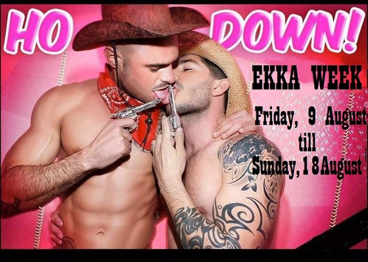 Ho-Down More rides than the Ekka em Brisbane de  9 para 18 de agosto de 2019 (Sexo Gay)