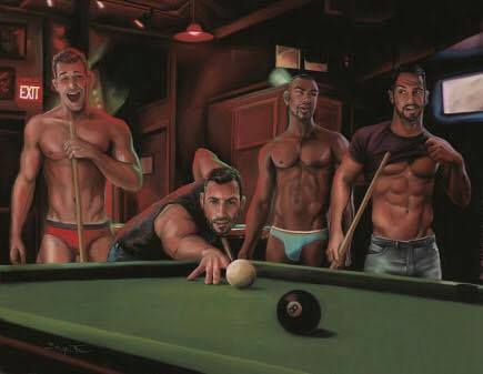 Strip Pool Comp in Brisbane le So 23. Juni, 2019 16.00 bis 19.00 (Sexe Gay)