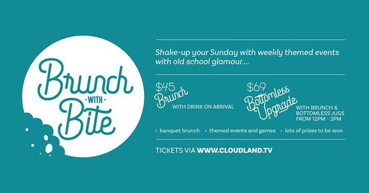 Brunch With Bite in Brisbane le Sun, August 11, 2019 from 11:30 am to 02:30 pm (Brunch Gay Friendly)