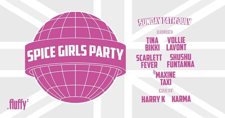 Spice Girls Party | Sunday 14th July 2019 in Brisbane le So 14. Juli, 2019 21.00 bis 03.30 (Clubbing Gay Friendly)