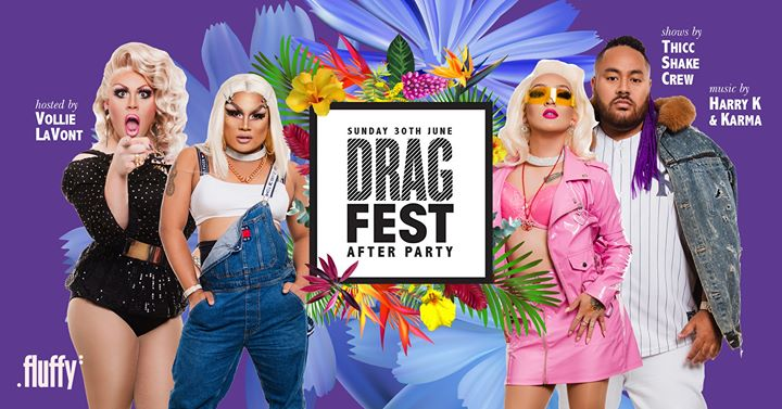 Drag Fest 2019 | Official After Party at Cloudland em Brisbane le dom, 30 junho 2019 21:00-03:30 (Clubbing Gay Friendly)