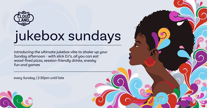 Jukebox Sundays - Cloudland Sunday Session à Brisbane le dim.  4 août 2019 de 14h30 à 21h00 (After-Work Gay Friendly)