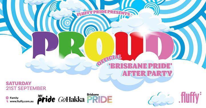PROUD (Official Brisbane Pride After Party) Ft Samantha Jade en Brisbane le sáb 21 de septiembre de 2019 21:00-03:30 (Clubbing Gay Friendly)
