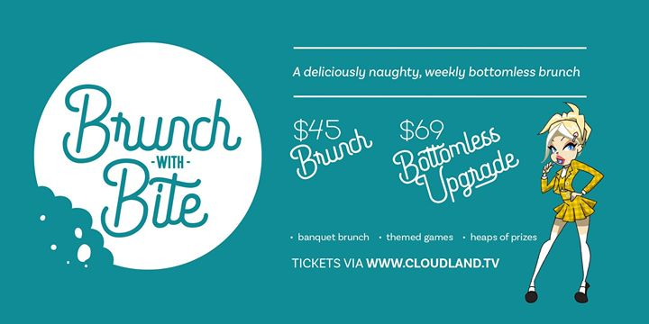 Brunch With Bite in Fortitude Valley le Sun, August  9, 2020 from 11:30 am to 02:30 pm (Brunch Gay Friendly)