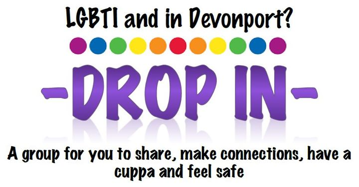 Drop In - Devonport in Devonport le Fri, November 15, 2019 from 01:30 pm to 03:00 pm (Meetings / Discussions Gay, Lesbian, Trans, Bi)