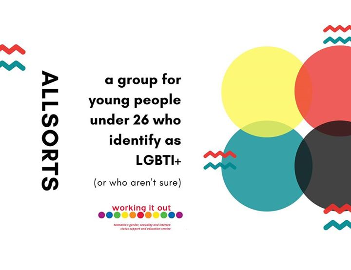 Allsorts - Devonport in Devonport le Fri, November 15, 2019 from 03:30 pm to 05:00 pm (Meetings / Discussions Gay, Lesbian, Trans, Bi)