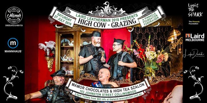 High Cow Grazing à Collingwood le sam. 27 juillet 2019 de 14h00 à 17h00 (After-Work Gay)