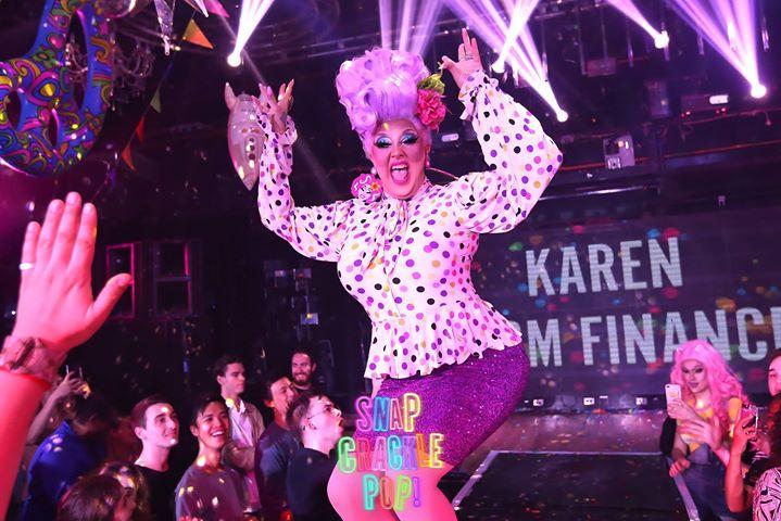 Snap Crackle Pop   RCC 2020 in Adelaide le So  8. März, 2020 21.00 bis 01.30 (After-Work Gay)