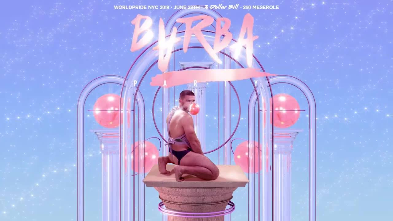 BARBA PARTY [SAN FRANCISCO LAUNCH edition] en San Francisco le sáb 22 de junio de 2019 22:00-04:00 (Clubbing Gay)