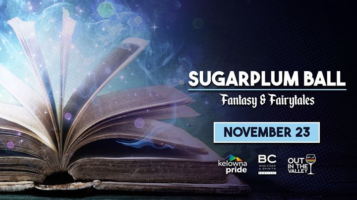 4th Annual Sugarplum Ball in Kelowna le Sa 23. November, 2019 20.00 bis 00.00 (Clubbing Gay, Lesbierin)