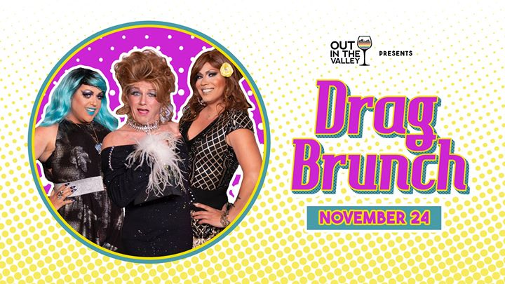 SOLD OUT - Drag Brunch in Kelowna le So 24. November, 2019 11.00 bis 13.00 (Brunch Gay, Lesbierin)