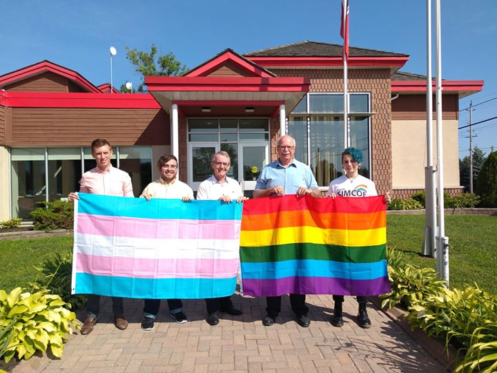Pride Flag Raising - Tay in Victoria Harbour le Tue, July 30, 2019 from 10:00 am to 10:15 am (Festival Gay, Lesbian)