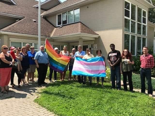 Pride Flag Raising - Wasaga in Wasaga Beach le Wed, July 31, 2019 from 01:00 pm to 01:30 pm (Festival Gay, Lesbian)