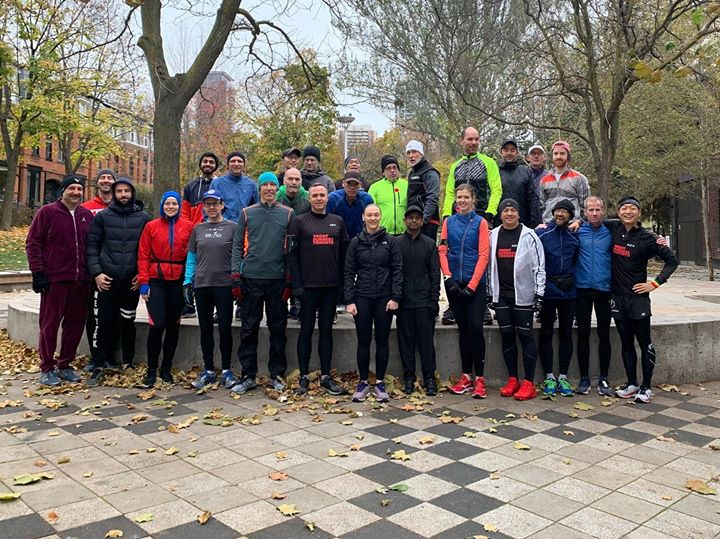 Weekly Saturday Run & Coffee with Frontrunners Toronto! a Toronto le sab  7 dicembre 2019 09:00-10:30 (Sport Gay, Lesbica)