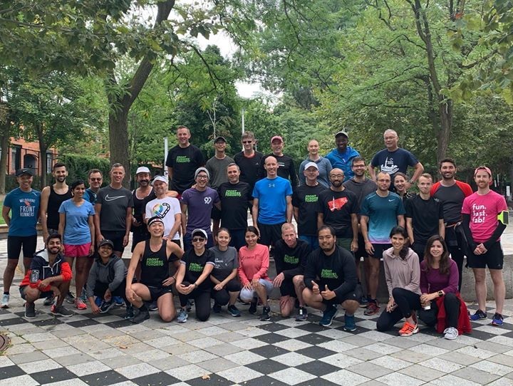 Weekly Saturday Run & Coffee with Frontrunners Toronto! a Toronto le sab  5 ottobre 2019 09:00-10:30 (Sport Gay, Lesbica)