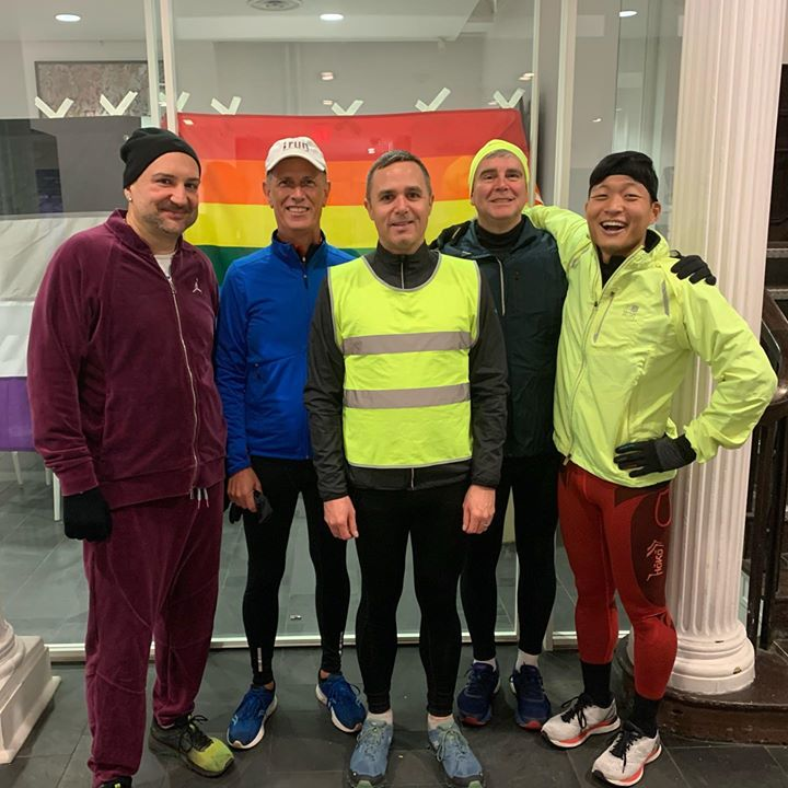 Weekly Thursday Run with Frontrunners Toronto! in Toronto le Thu, December  5, 2019 from 06:00 pm to 07:00 pm (After-Work Gay, Lesbian)