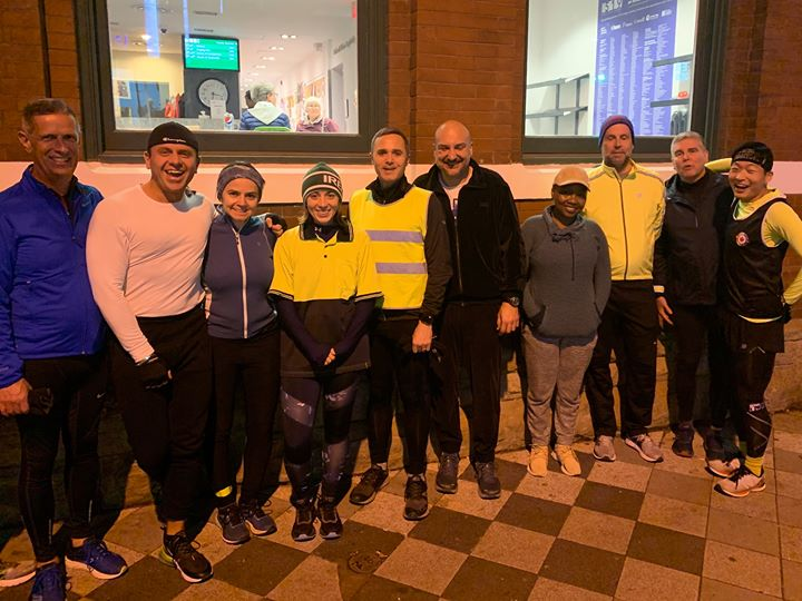 Weekly Tuesday Run with Frontrunners Toronto! in Toronto le Tue, January  7, 2020 from 06:00 pm to 07:00 pm (After-Work Gay, Lesbian)
