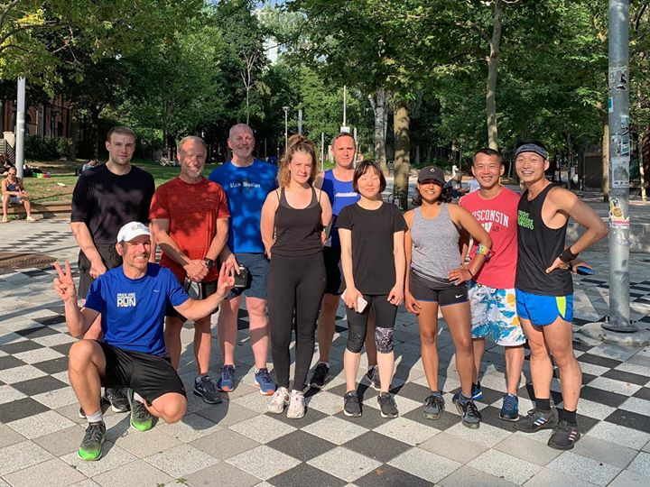 Weekly Tuesday Run with Frontrunners Toronto! in Toronto le Di 19. November, 2019 18.00 bis 19.00 (After-Work Gay, Lesbierin)