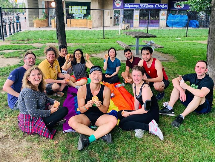 Monday Waterfront Run & Picnic with Frontrunners Toronto a Toronto le lun 16 settembre 2019 18:00-19:00 (Picnic Gay, Lesbica)