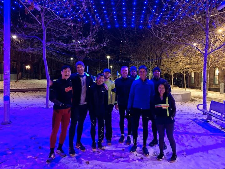 Weekly Thursday Run with Frontrunners Toronto! à Toronto le jeu.  2 janvier 2020 de 18h00 à 19h00 (After-Work Gay, Lesbienne)