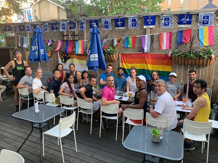 Weekly Thursday Run & Drinks with Frontrunners Toronto! a Toronto le gio 19 settembre 2019 18:00-19:00 (After-work Gay, Lesbica)