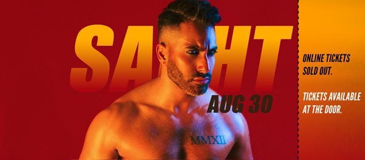 多伦多Rangeela presents: SAKHT2019年10月30日,22:00(男同性恋友好 俱乐部/夜总会)