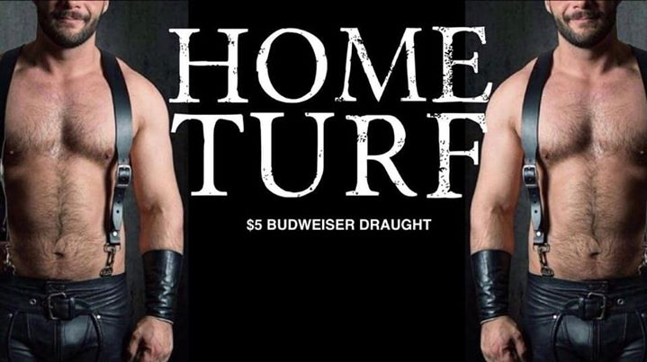 Home Turf - Black Eagle's Monthly Leather and Gear Night à Toronto le jeu. 14 novembre 2019 à 22h00 (Clubbing Gay)