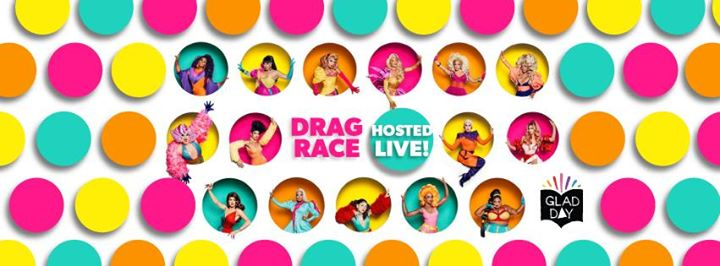 Drag Race Viewing at Glad Day in Toronto le Do 18. April, 2019 20.30 bis 22.45 (After-Work Gay, Lesbierin, Transsexuell, Bi)