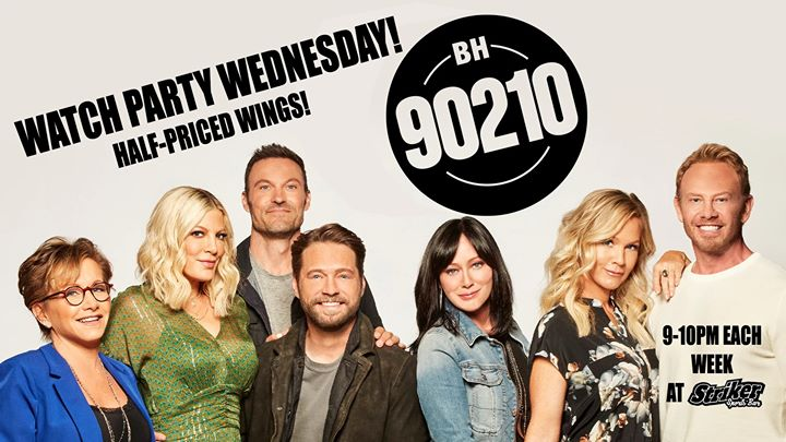 Bh90210 Watch Party in Toronto le Wed, August 21, 2019 from 09:00 pm to 12:00 am (After-Work Gay)