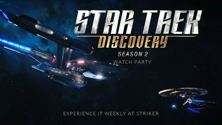 Star Trek: Discovery weekly watch party with Toronto Gaymers! à Toronto le ven. 19 avril 2019 de 20h00 à 21h00 (After-Work Gay)