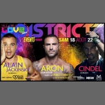 District Pride Edition Fierté in Montreal le Sat, August 18, 2018 from 10:00 pm to 03:00 am (Clubbing Gay, Lesbian)