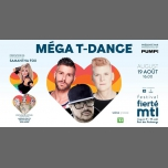Méga T-Dance présenté par PUMP in Montreal le Sun, August 19, 2018 from 04:00 pm to 11:00 pm (Tea Dance Gay, Lesbian)