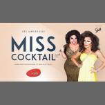 Miss Cocktail 2019 à Montréal le jeu. 21 mars 2019 de 22h00 à 23h30 (After-Work Gay, Lesbienne)