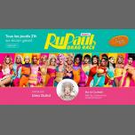Rupaul's Drag Race 11 au Cocktail à Montréal le jeu.  4 avril 2019 de 21h00 à 22h30 (After-Work Gay, Lesbienne)